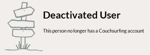 deactivated
